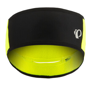PEARL iZUMi Barrier Headband screaming yellow
